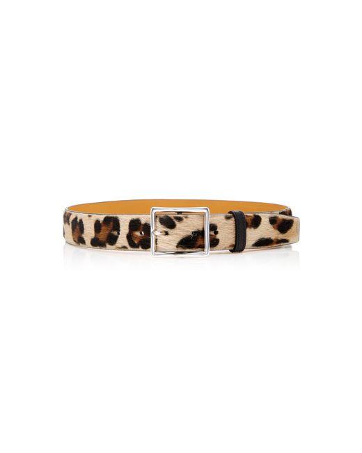 Maison Vaincourt - Multicolor Exclusive Panther-print Belt - Lyst