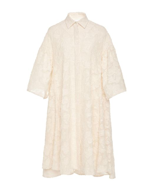 Co.   White Floral Fil Upe Dress   Lyst