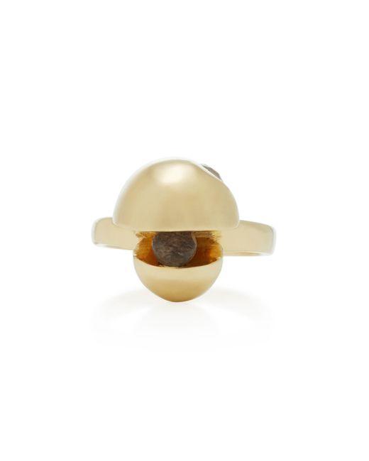 Wasson   Metallic 14k Gold Ring   Lyst