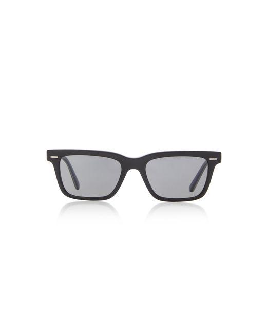 0d55dd71a1 Oliver Peoples - Black Ba Cc Square Sunglasses for Men - Lyst ...