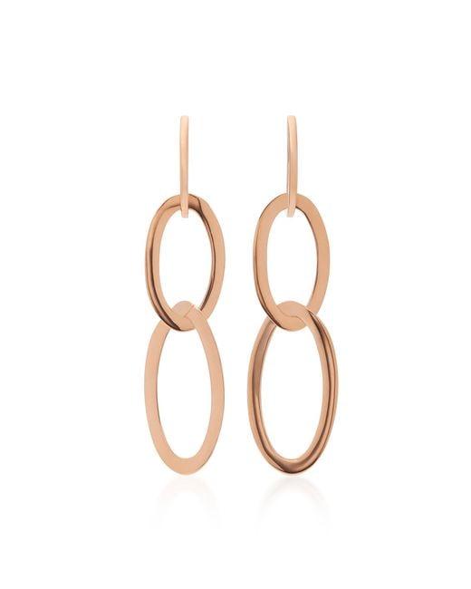 Mattioli | Pink Hiroko 18k Rose Gold Earrings | Lyst
