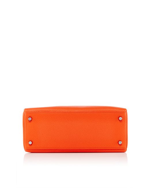 Heritage auctions special collection Hermes 28cm Orange Poppy ...