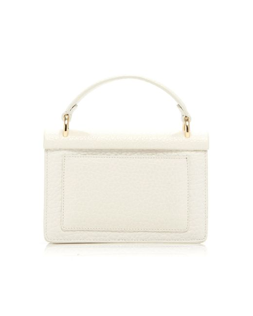 d4dc731de83 ... Giambattista Valli - White Valli Mini Leather Bag - Lyst ...