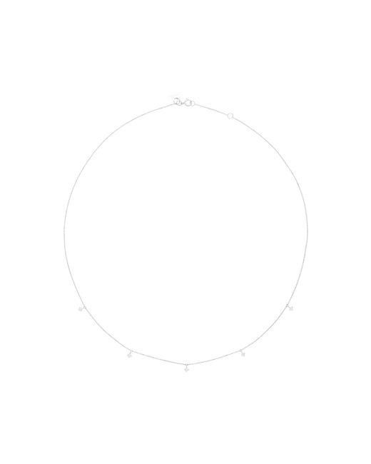 Vanrycke - Metallic M'o Exclusive One 18k White Gold Diamond Necklace - Lyst