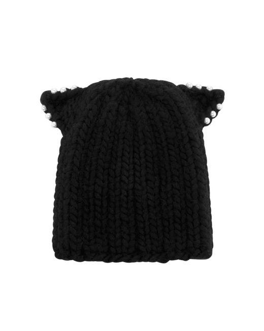 Eugenia Kim | Black Felix Knit Beanie | Lyst