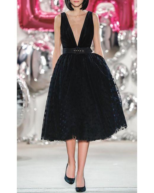 lena hoschek pretty woman dress in black lyst. Black Bedroom Furniture Sets. Home Design Ideas