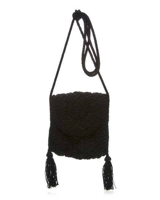 Carrie Forbes   Black Moulay Crossbody   Lyst