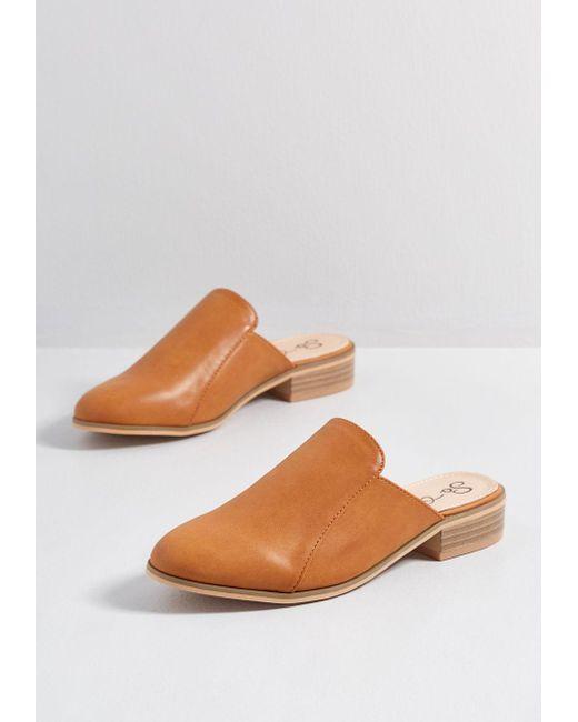 72d8a0f4d996 ModCloth - Multicolor Everyday Vogue Slip-on Shoe - Lyst ...