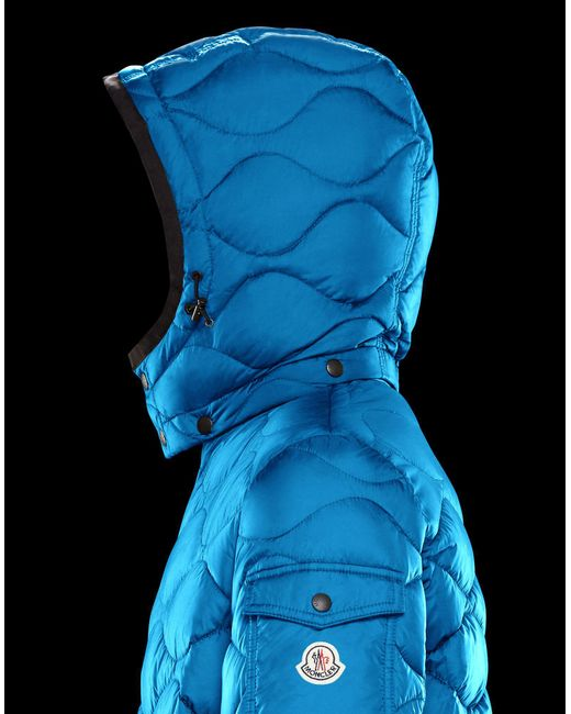 moncler morandieres blue