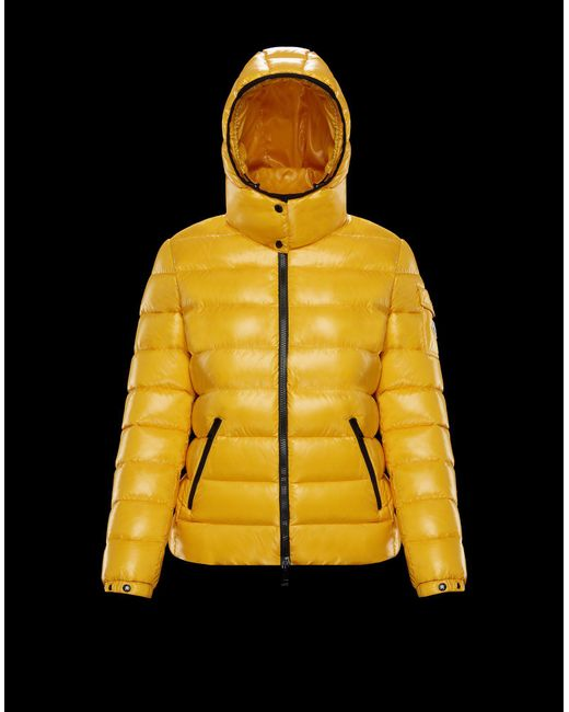 Moncler - Yellow Bady - Lyst