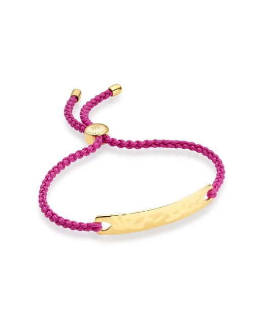 Monica Vinader | Purple Havana Friendship Bracelet | Lyst
