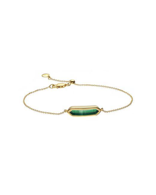 Monica Vinader | Metallic Baja Mini Bracelet | Lyst