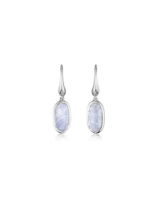Monica Vinader | Blue Vega Drop Earrings | Lyst