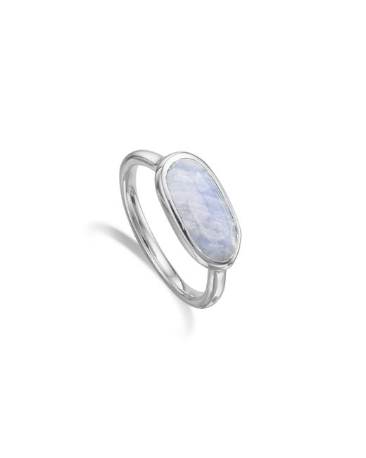 Monica Vinader | Metallic Vega Ring | Lyst
