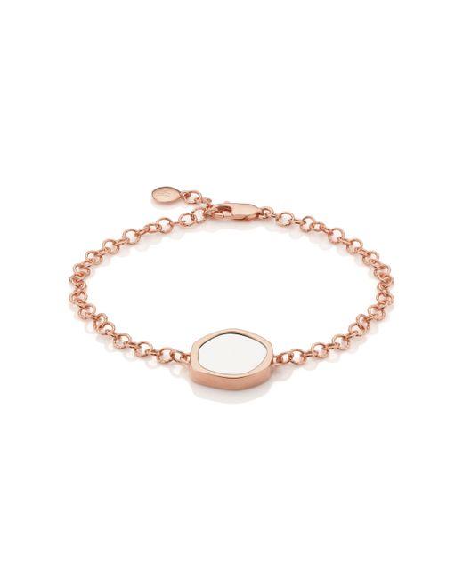 Monica Vinader | Pink Atlantis Gem Bracelet | Lyst