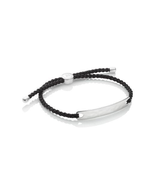 Monica Vinader | Gray Havana Men's Friendship Bracelet for Men | Lyst