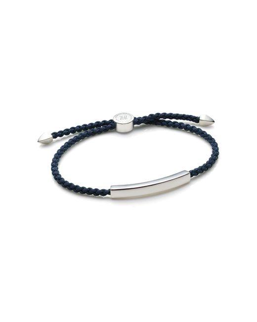 Monica Vinader | Metallic Havana Men's Friendship Bracelet for Men | Lyst
