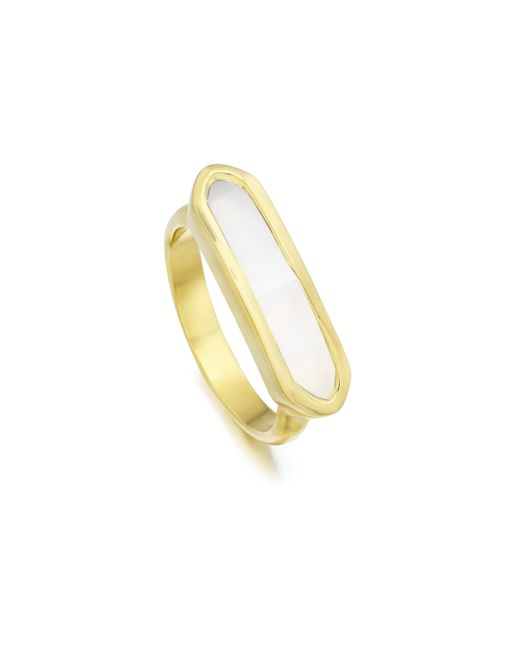 Monica Vinader - Metallic Baja Ring - Lyst
