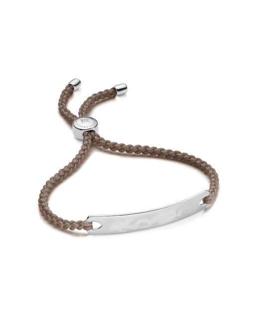Monica Vinader - Metallic Havana Friendship Bracelet - Lyst