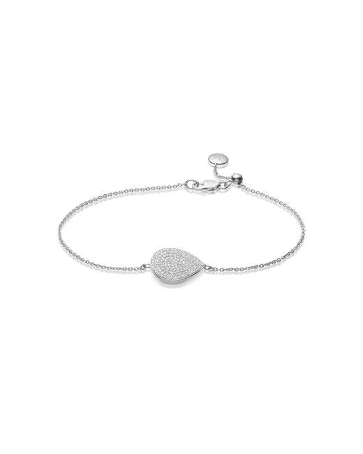 Monica Vinader | Metallic Alma Bracelet | Lyst