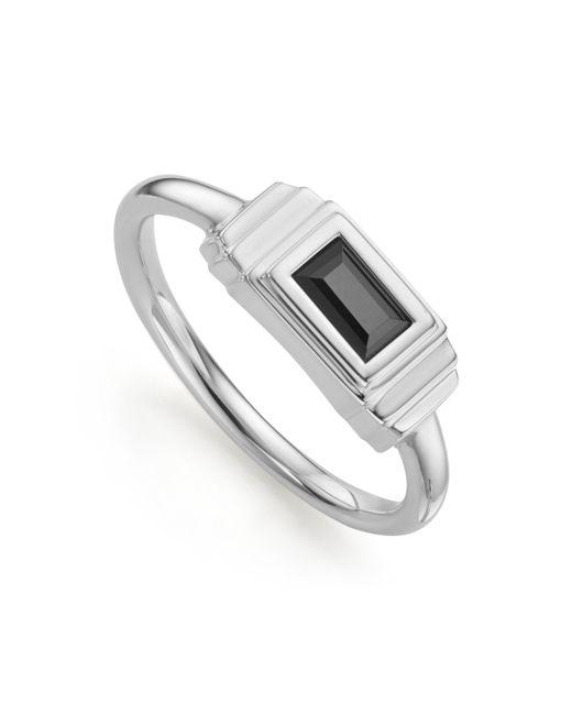 Monica Vinader - Metallic Baja Deco Ring - Lyst