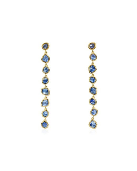 Monica Vinader - Metallic Siren Mini Nugget Cocktail Earrings - Lyst