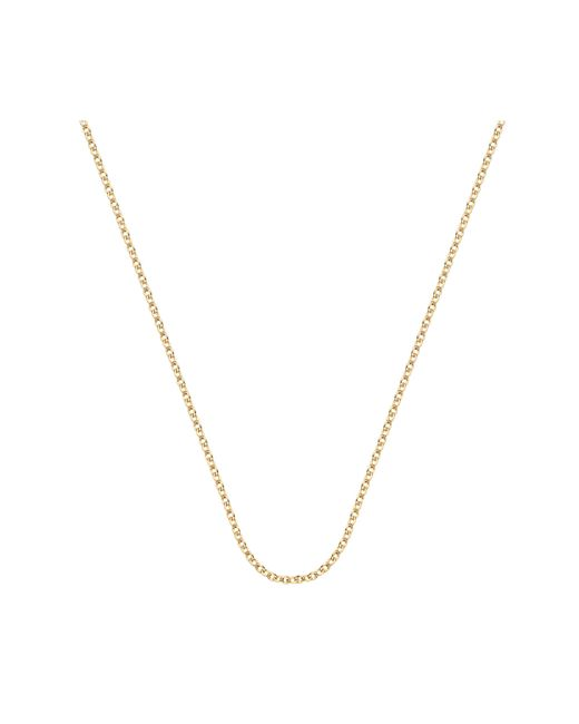 "Monica Vinader | Metallic Rolo Chain 32""/81cm With Adjuster 
