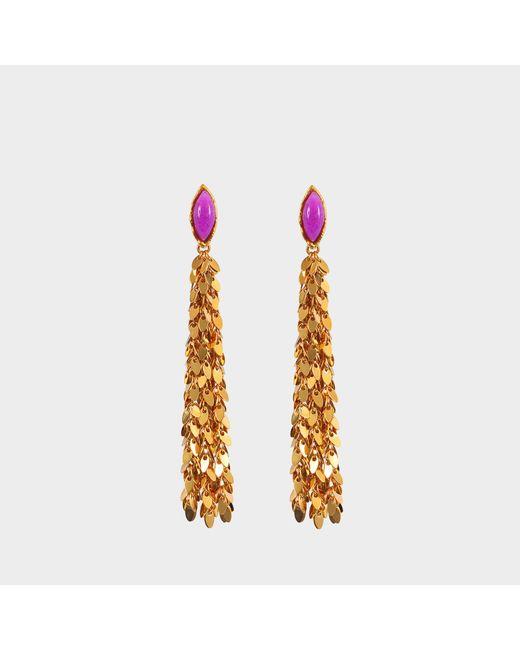 Sylvia Toledano - Multicolor Leaves Earrings - Lyst