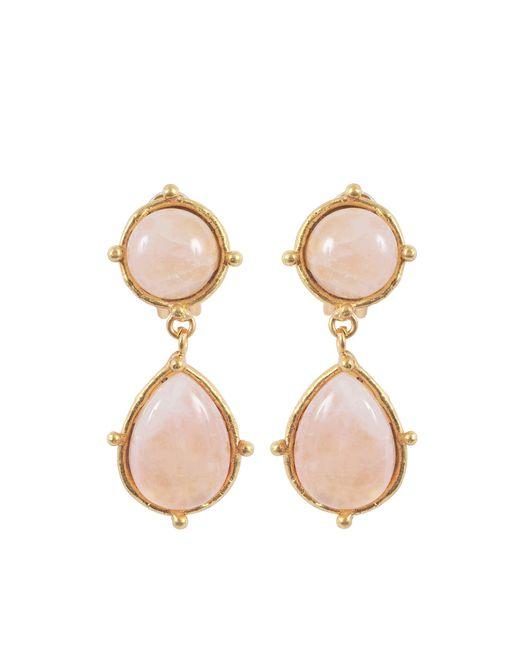 Sylvia Toledano | Multicolor Two Dots Earrings | Lyst