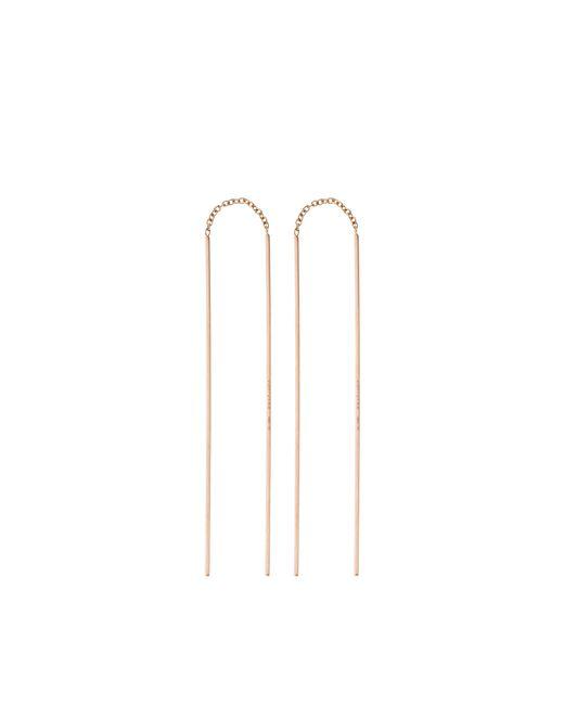 Vanrycke | Pink Earrings Nunchaku | Lyst