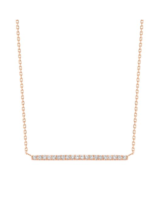 Vanrycke | Pink Medellin Necklace Gold 750‰ And Diamonds | Lyst