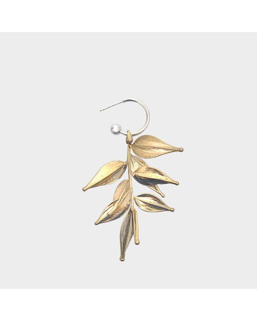 Proenza Schouler - Multicolor Short Leaf Mono Earring - Lyst