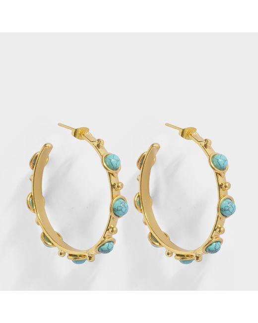 Sylvia Toledano - Metallic Petite Candy Earrings - Lyst