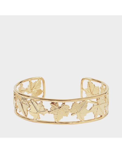 Aurelie Bidermann - Metallic Vitis Bracelet - Lyst