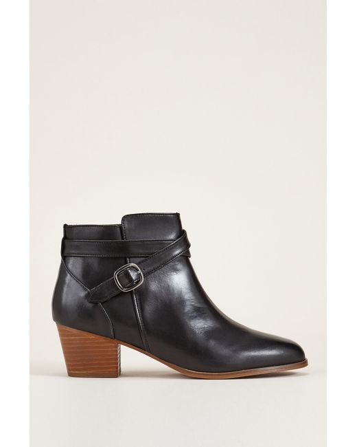 Bobbies | Black Bootee And Ankle Boot | Lyst
