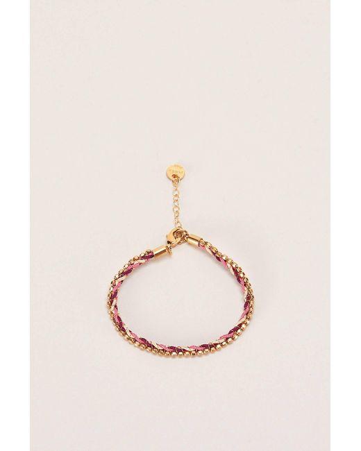 Polder | Pink Bracelet | Lyst