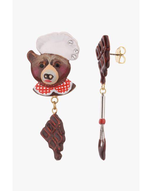 N2 | Brown Earrings | Lyst