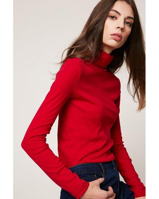 Petit Bateau   Red T-shirts & Polo Shirts   Lyst