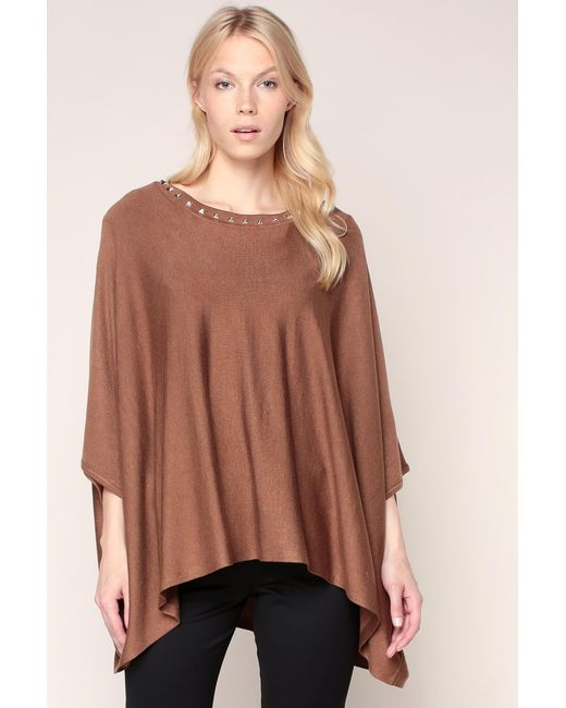 Hotel Particulier | Brown Cape & Poncho | Lyst