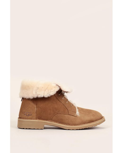 Ugg | Brown Boot | Lyst