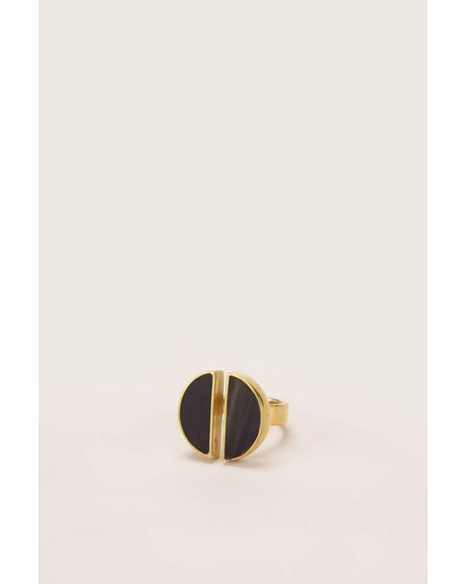 Soko - Black Ring - Lyst