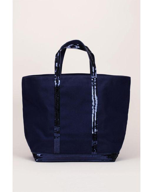 Vanessa Bruno | Blue Cabas Grand Tote Bag | Lyst