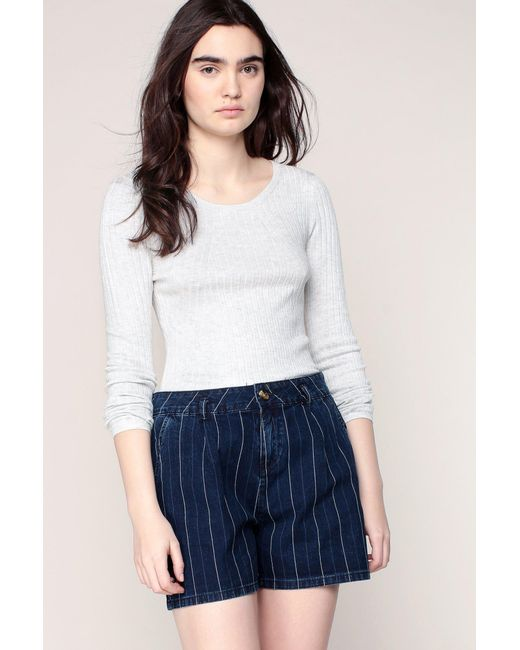 ONLY - White Jumper - Lyst