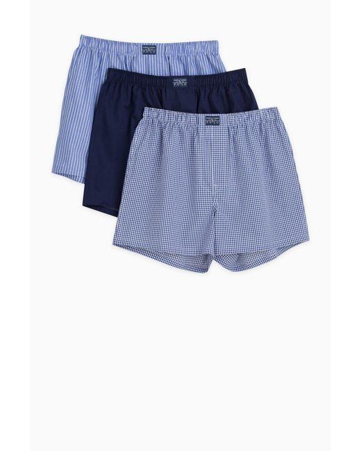 Polo Ralph Lauren - Blue Boxer Briefs for Men - Lyst