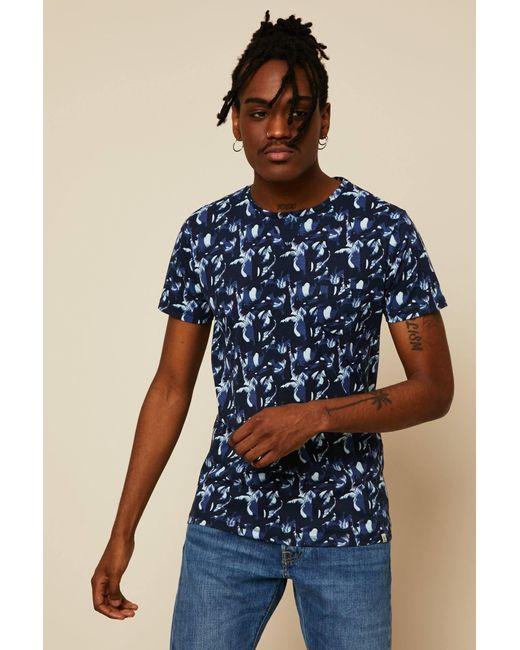 Dstrezzed - Blue T-shirt for Men - Lyst