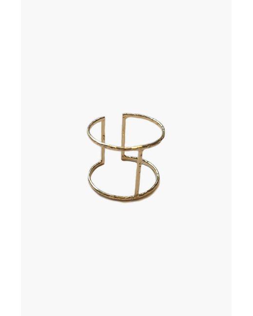Gag & Lou   Metallic Ring   Lyst