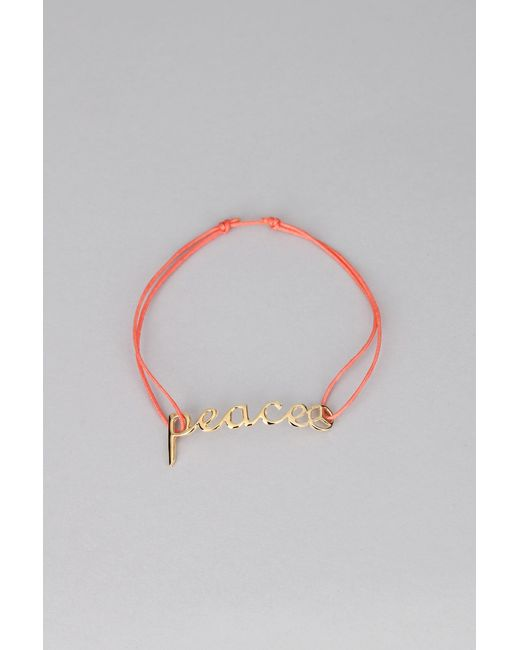 Chanael K   Multicolor Bracelet   Lyst