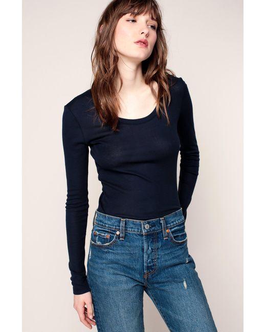 Petit Bateau | Blue T-shirts & Polo Shirts | Lyst