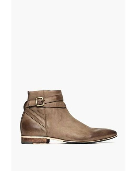 Pete Sorensen | Brown Bootees & Ankle Boots | Lyst