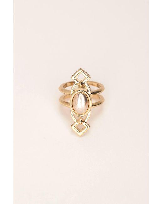 House of Harlow 1960 | Metallic Ring | Lyst